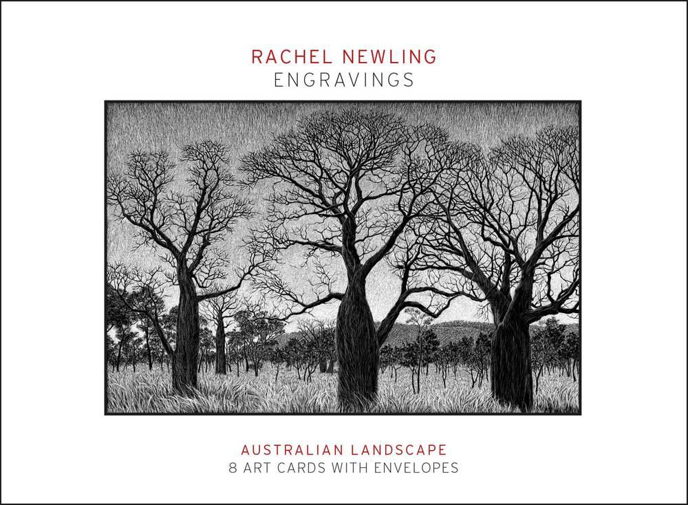 australian landscape engravings pack