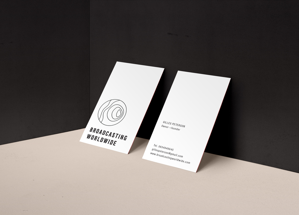 Business-cards-broadcasting-worldwide