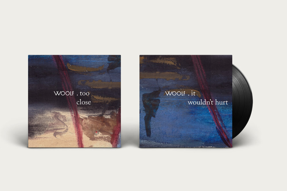 Album design woolf music