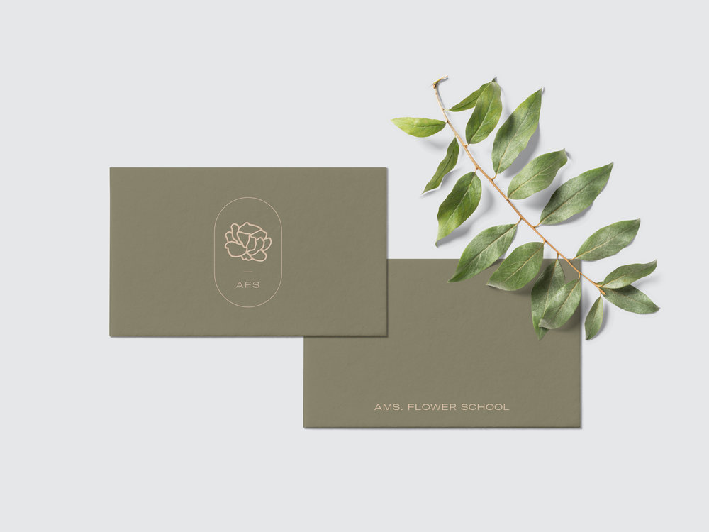 business-cards-amsterdam-flower-school