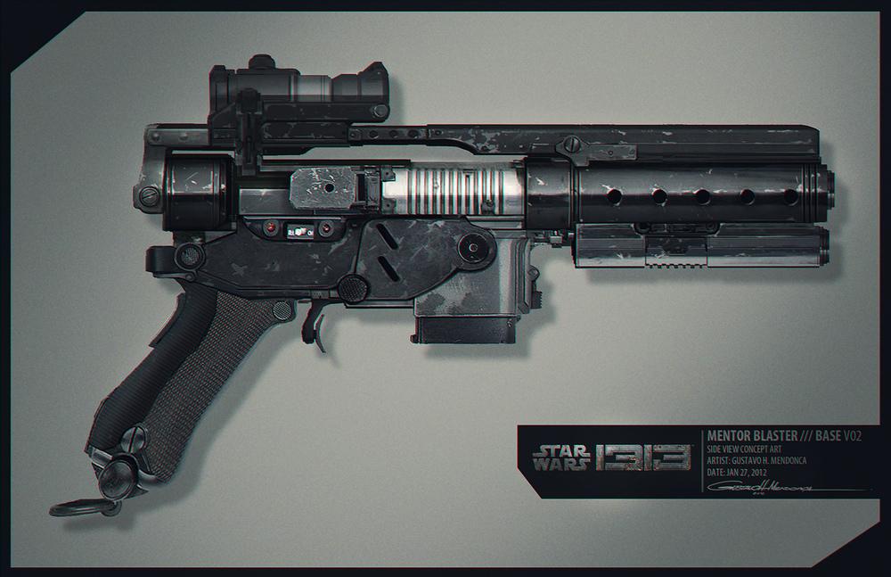 Kellic's Blaster