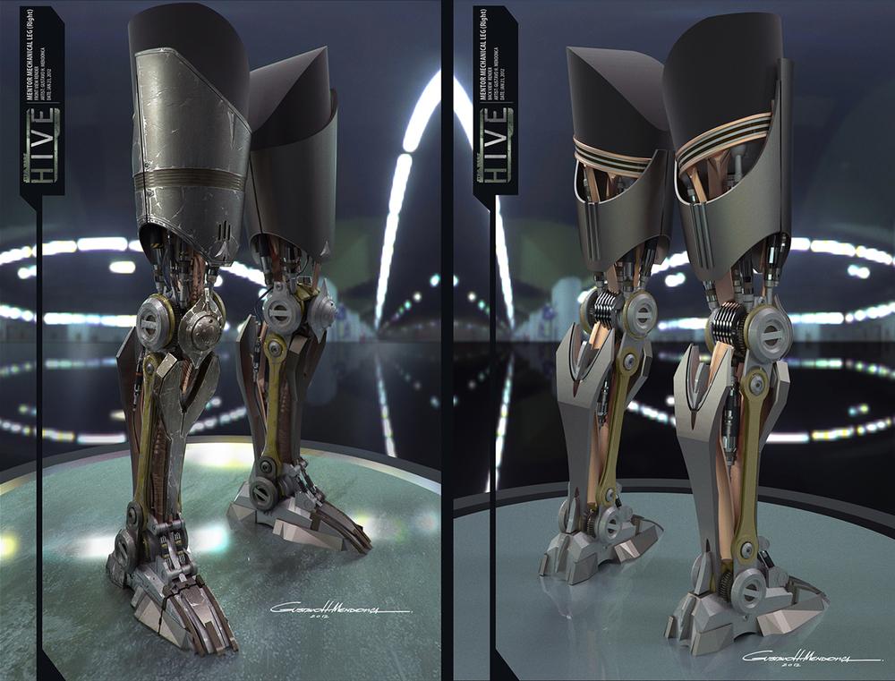 Prosthetics Design
