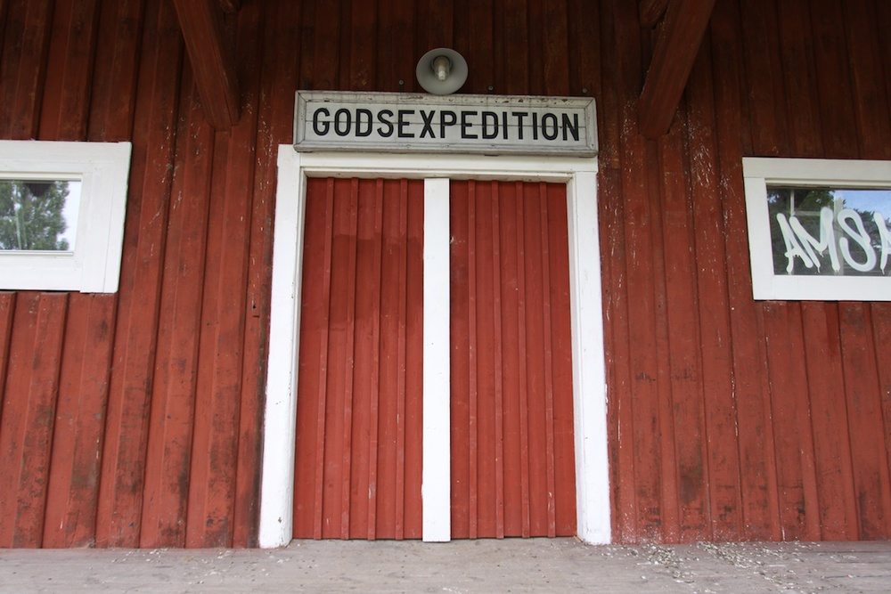 Gods Expedition, Järna, Sweden