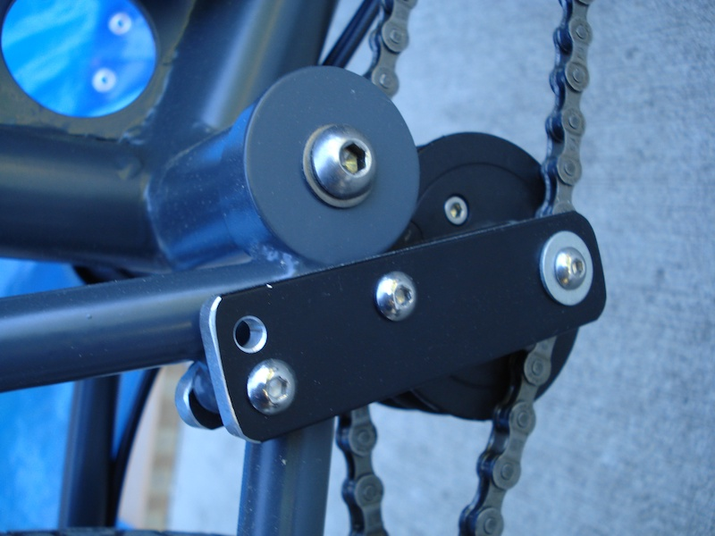 Chain guides.
