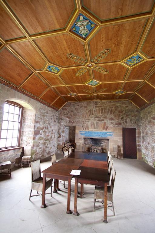 Dunotter castle