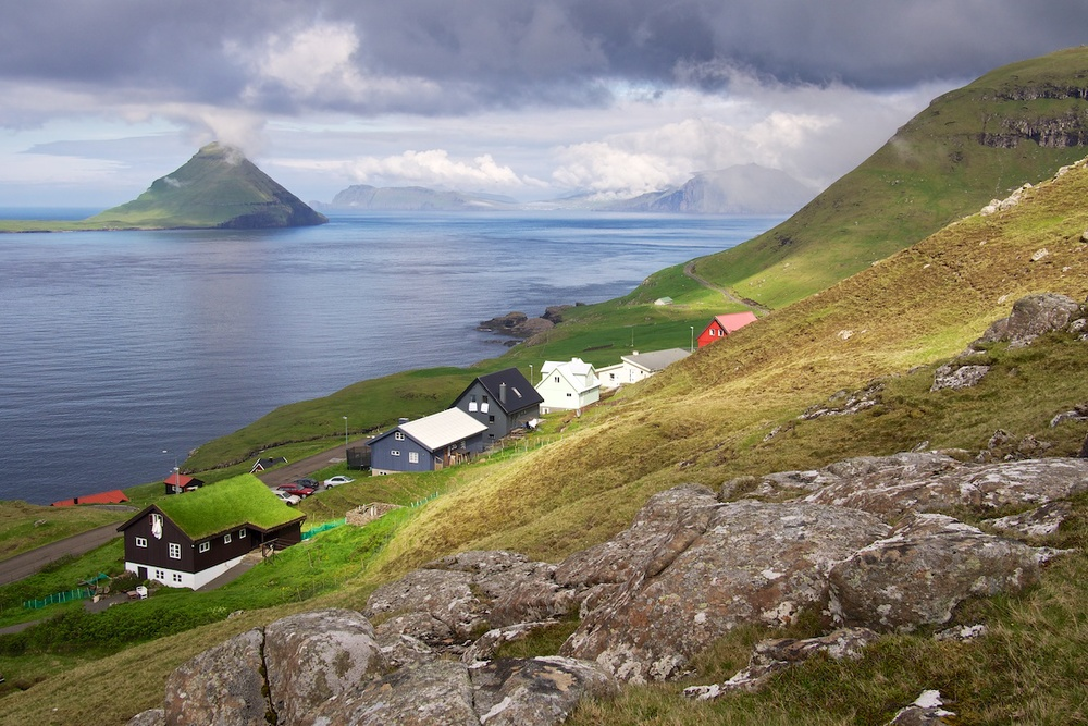 Outside Tórshaven, Faroe Islands