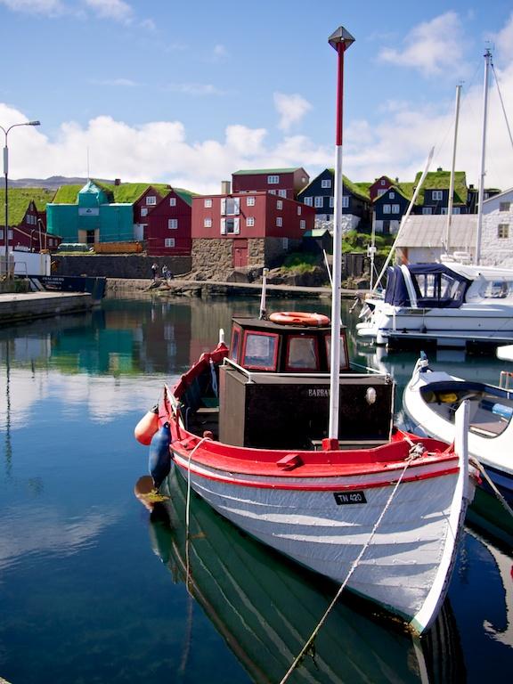Tórshaven, Faroe Islands