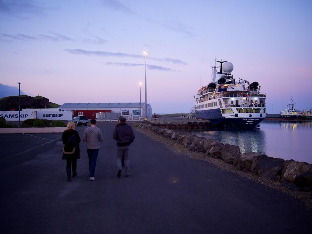 Hófn, Iceland