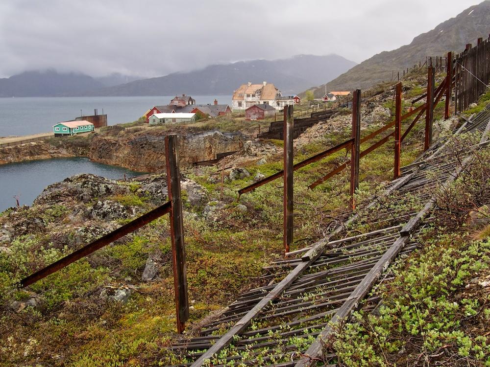 Ivigtut, Greenland