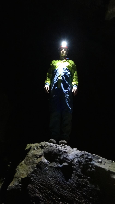 Caving, Takaka Hill.