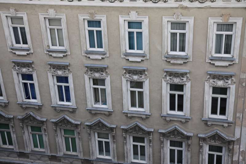 Historic building, Vienna