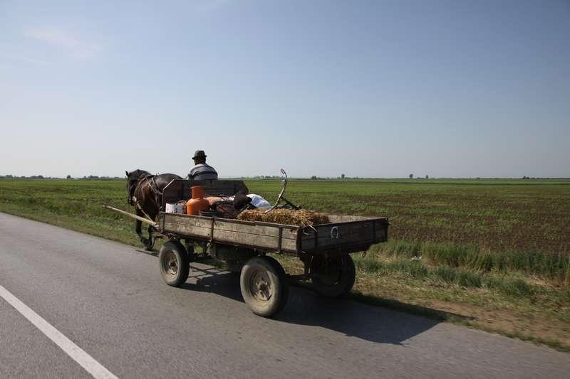 Modern transport