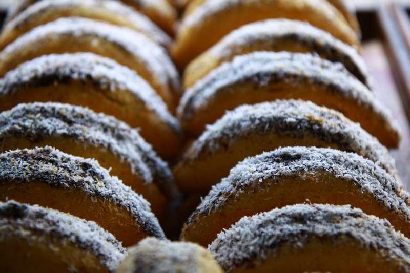 Turkish pastries. Yum!
