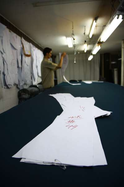 Clothing manufacture.