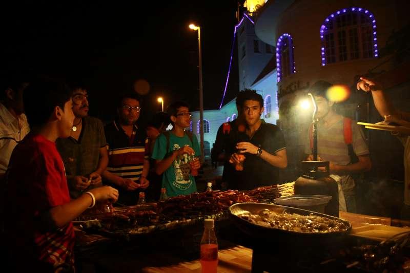 Market in Rasht