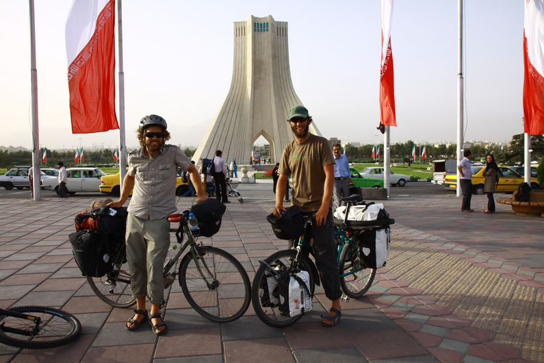 Azad Square