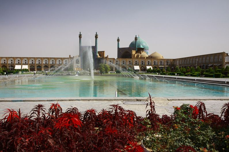 Mosque in Esfahan