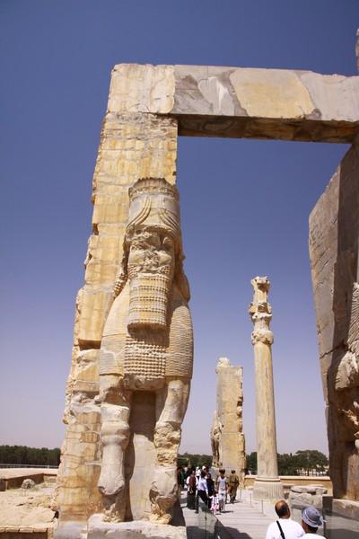 Perspolis, built in 530 B.C.