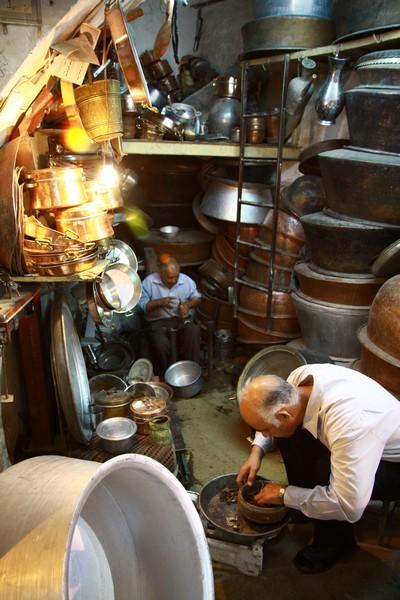 Shiraz market.