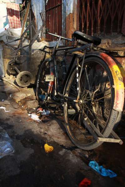 Indian bike, Delhi