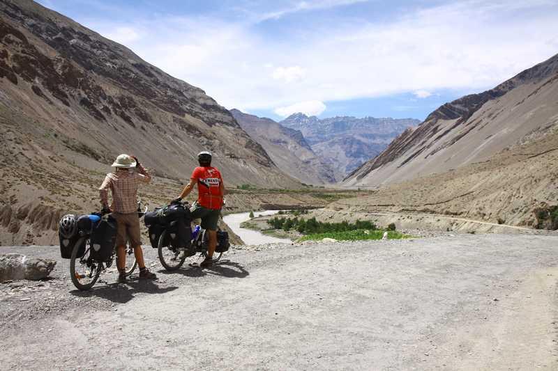 Finally, the High Himalayas