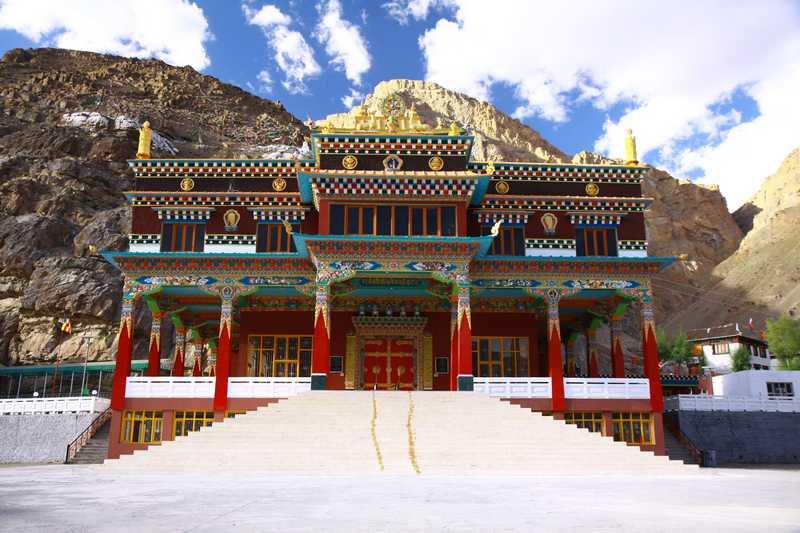 Monastery in Kaza