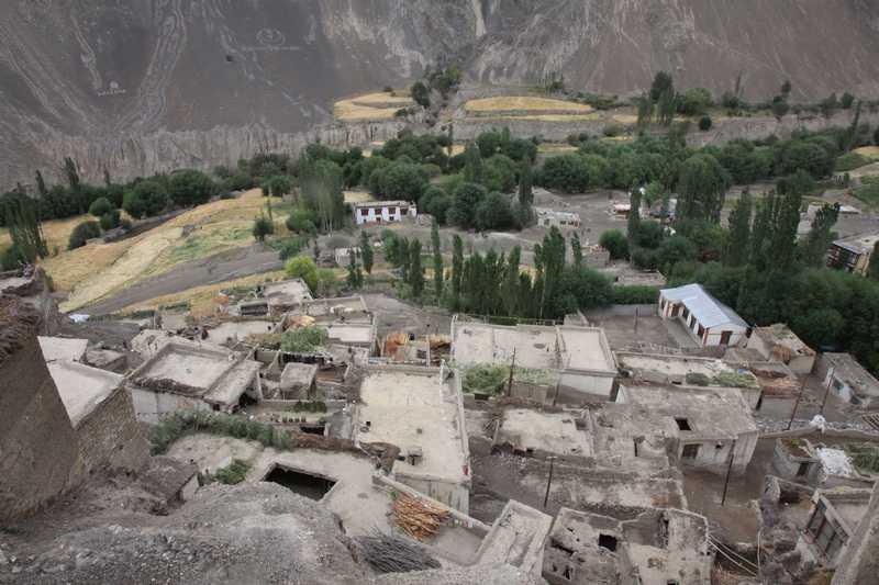 Lhamayuru Monastery