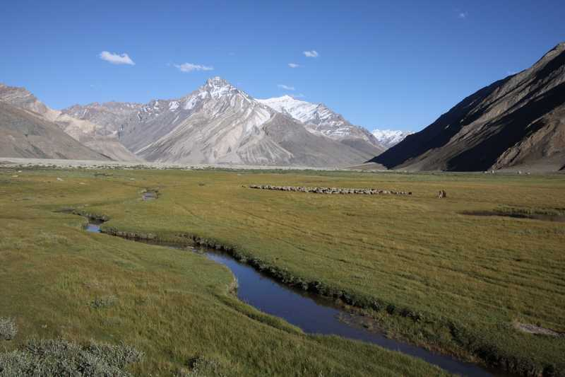 The Zanskar Valley