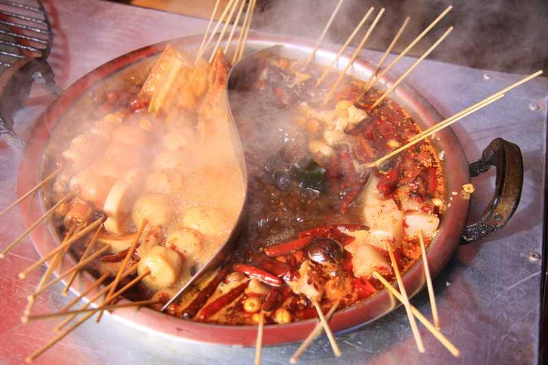 Chinese hotpot.