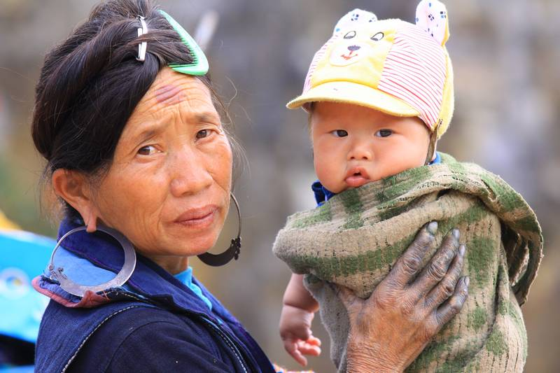 Bridging the generations in Sapa