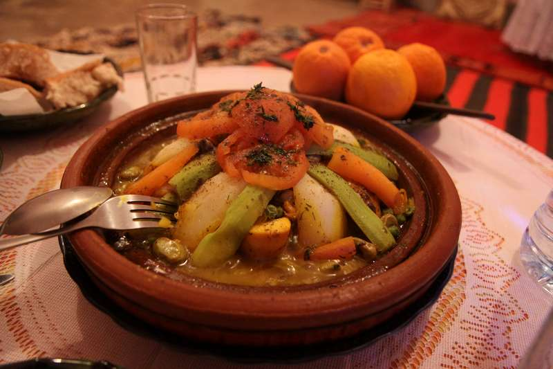 Yup, you guessed it, tajine!