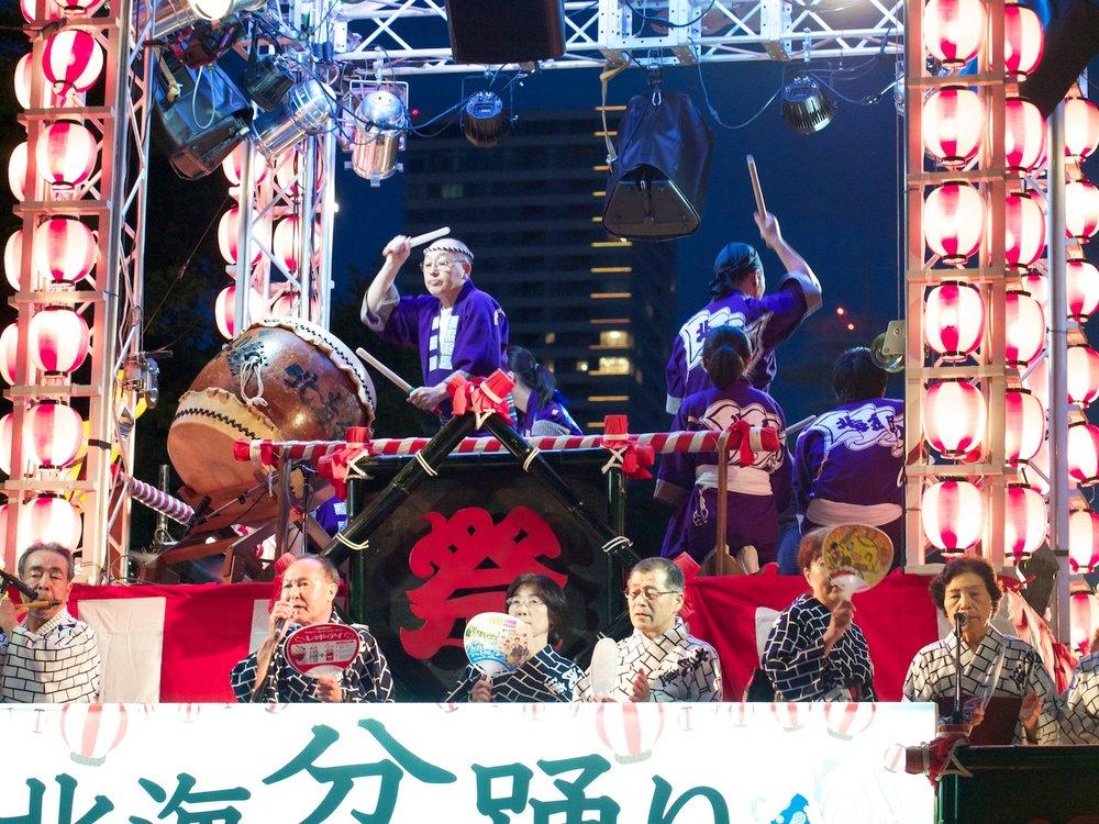 Festival in Saporo