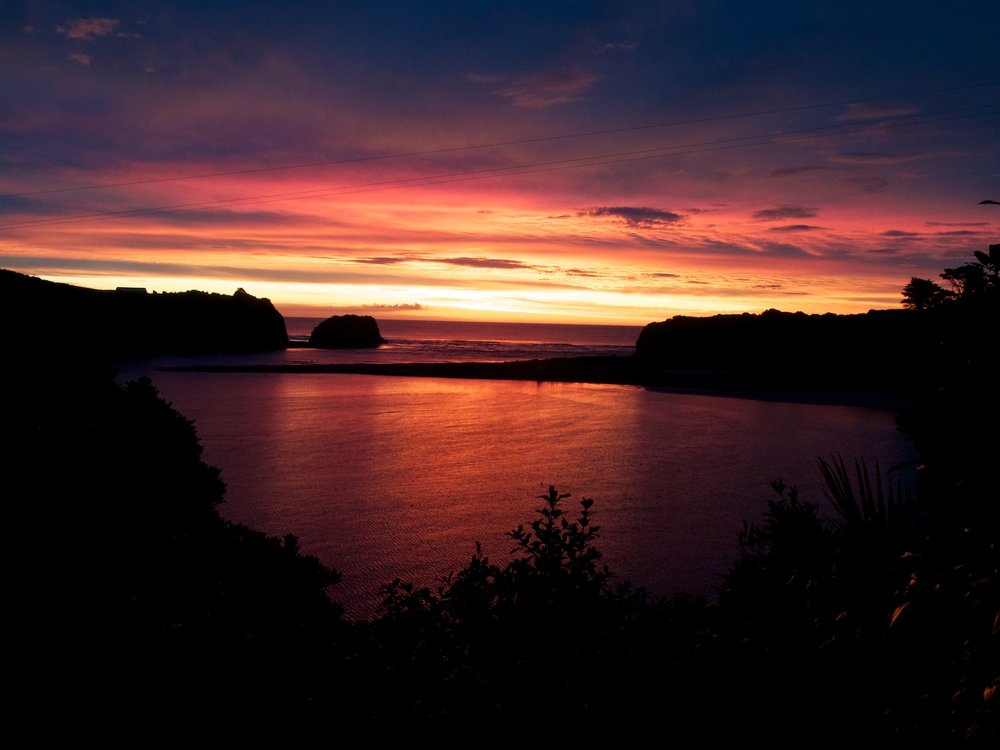 East Coast, Taranaki