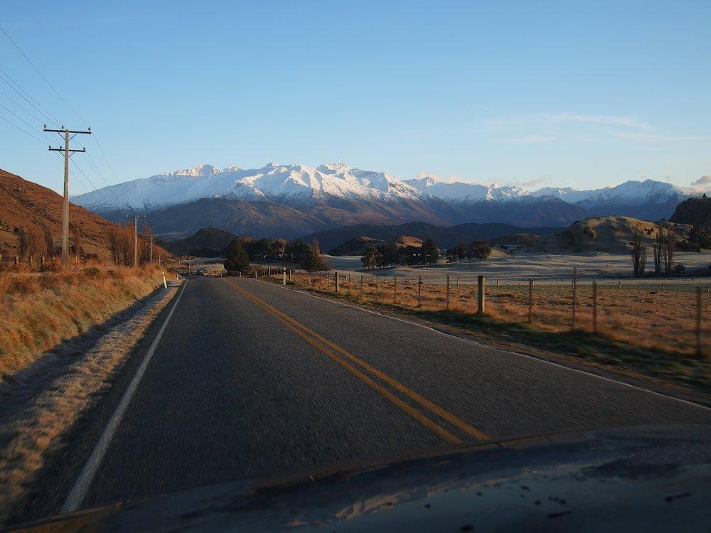 Southern Alps, Wanaka