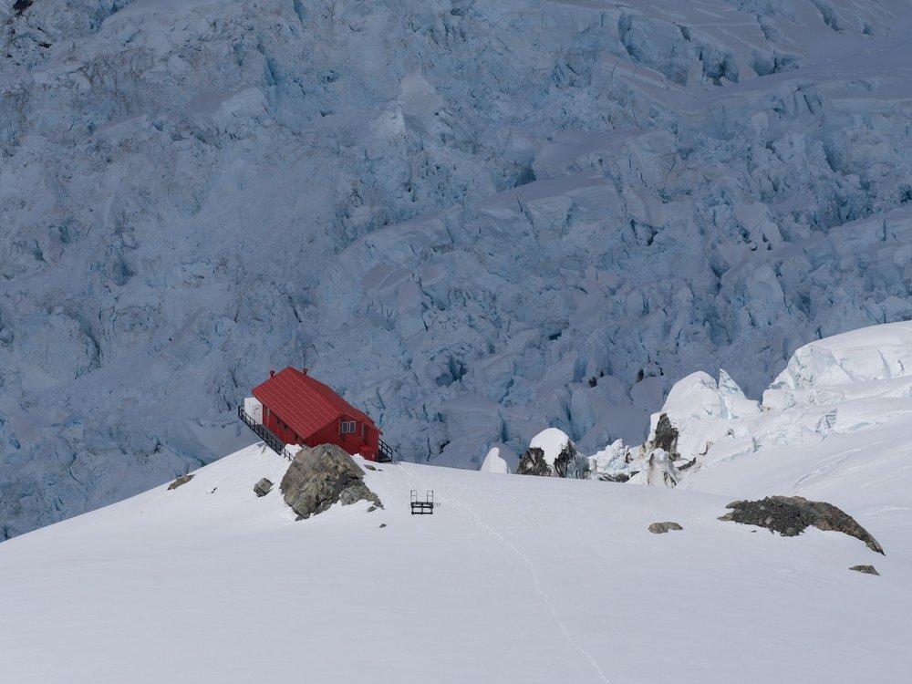 Plateau Hut, Southern Alps