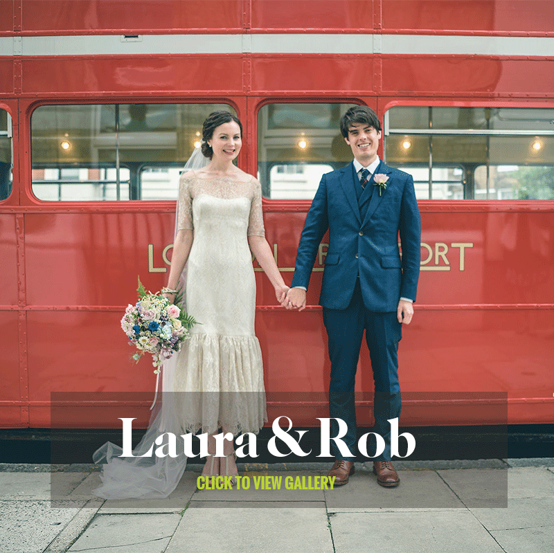Laura & Rob