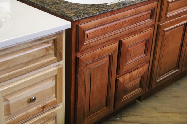 Bath view products kitchen cabinets floors roofing for Bathroom cabinets knoxville tn