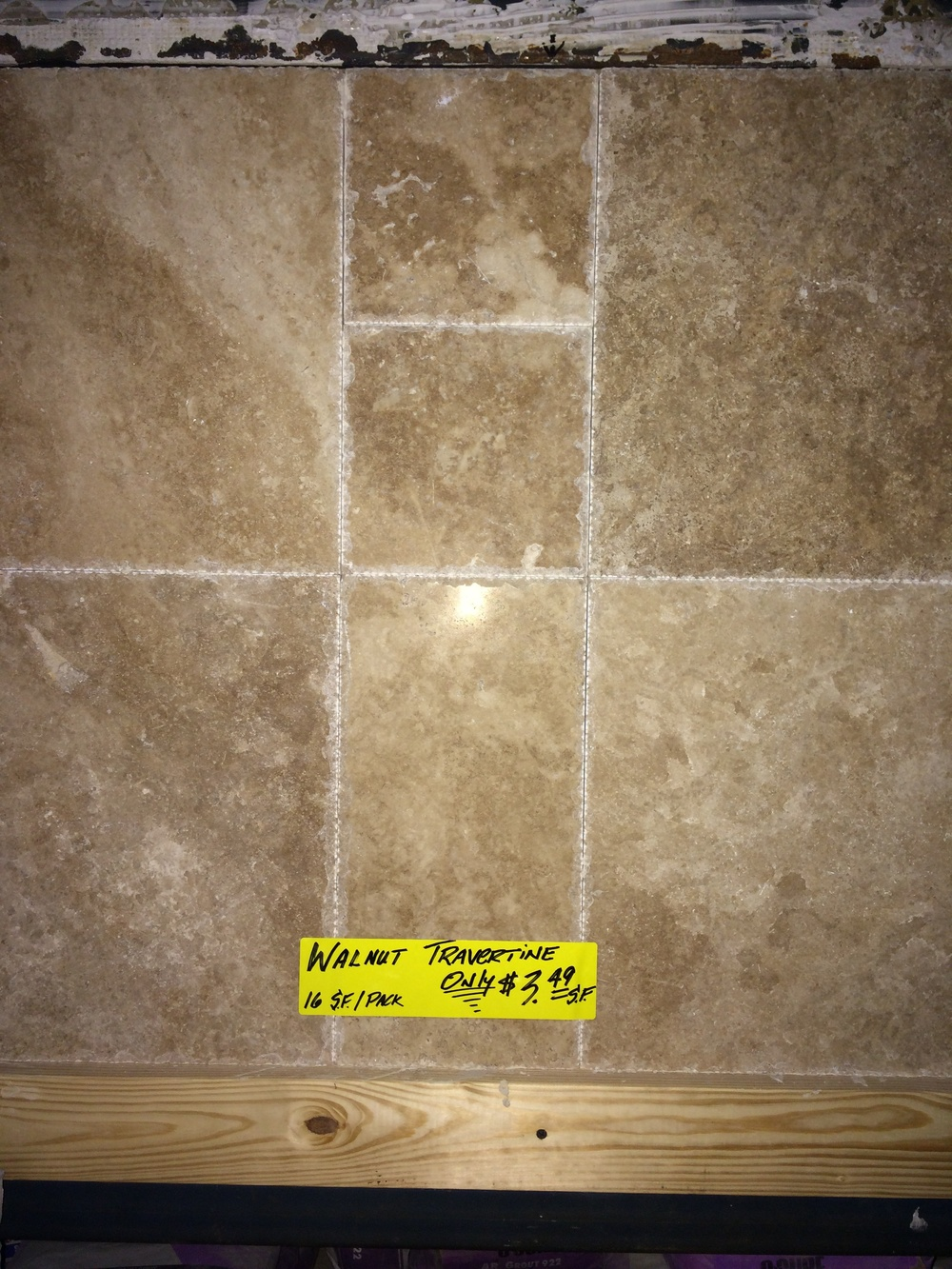 Travertine For The Kitchen Or Bath New Home