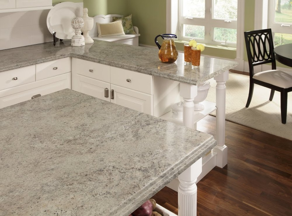 Laminate Counter Tops — New Home Improvement Products at ...