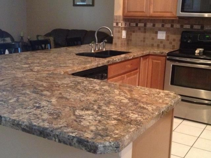 Laminate counter tops new home improvement products at for Most expensive kitchen countertops