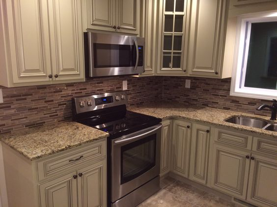 In Stock Cabinets — New Home Improvement Products at ...