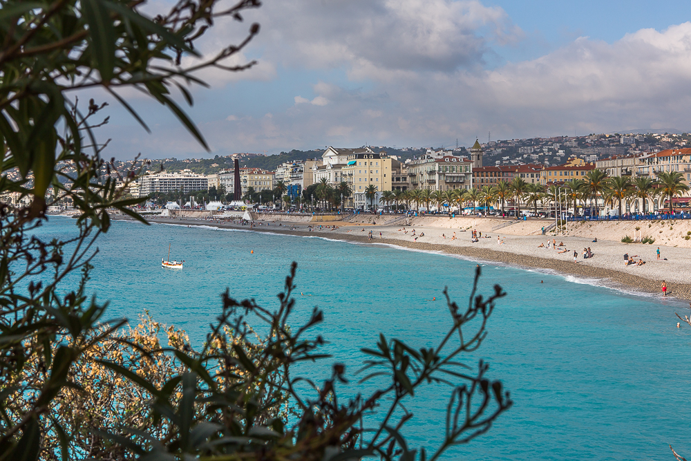 Exemple de photo d'un guide touristique sur Nice. | © Sébastien Borda www.sebastienborda.com