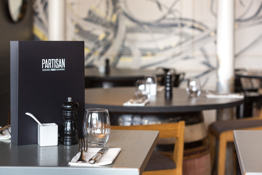 photographe restaurant Paris | Sébastien Borda photographe corporate et entreprises Paris