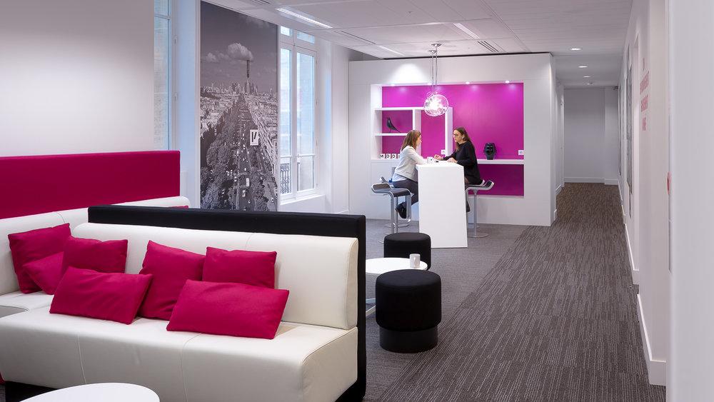 photographe mobilier bureaux Paris | Sébastien Borda photographe corporate et entreprises Paris