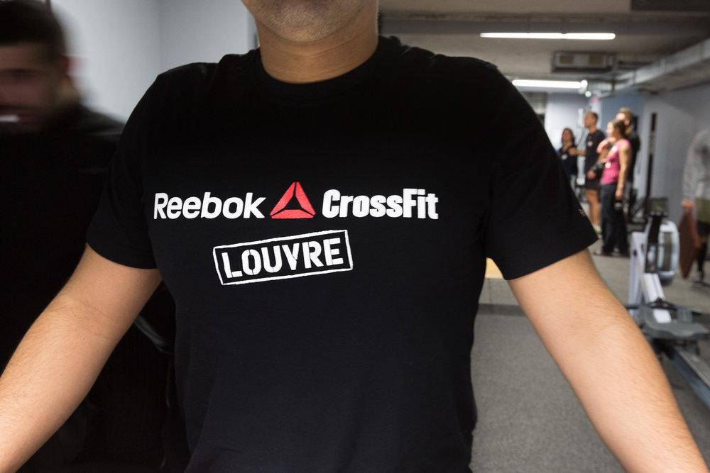 Visuel corporate pour une salle de sport à Paris. © Sébastien Borda | www.sebastienborda.com
