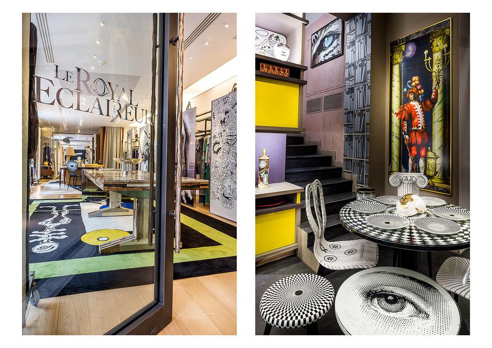 Photographe architecture et decoration intérieure paris