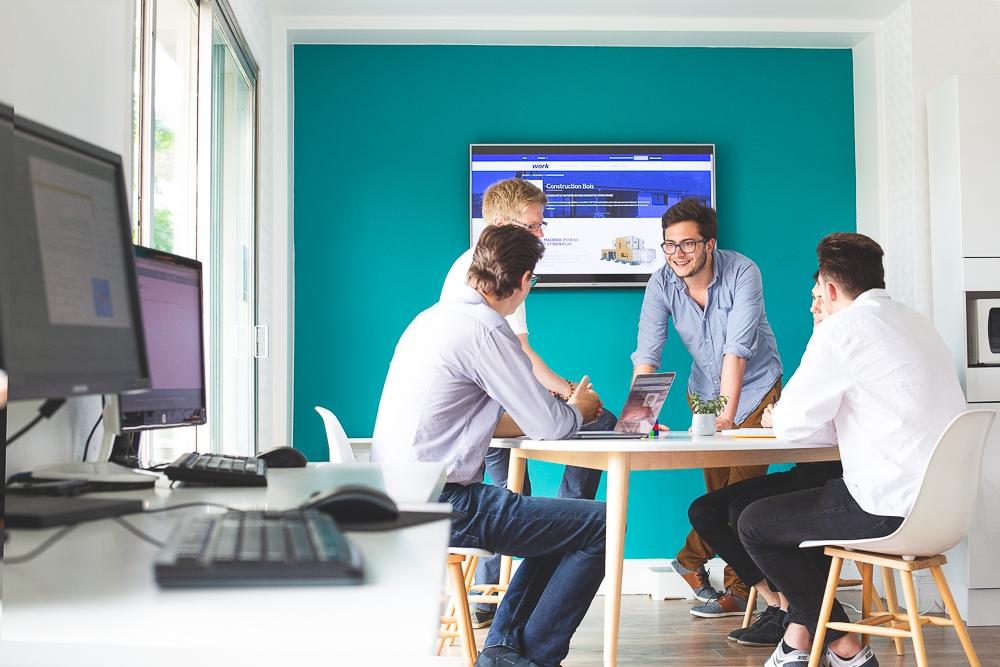 Exemple de photographie professionnelle pour la communication d'entreprise. © Sébastien Borda I www.sebastienborda.com