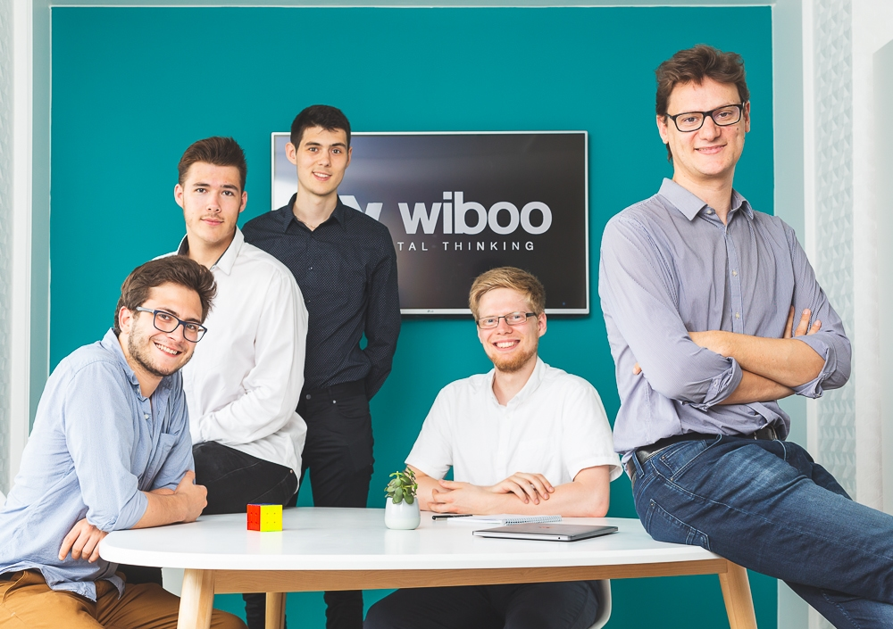 Reportage agence web Wiboo