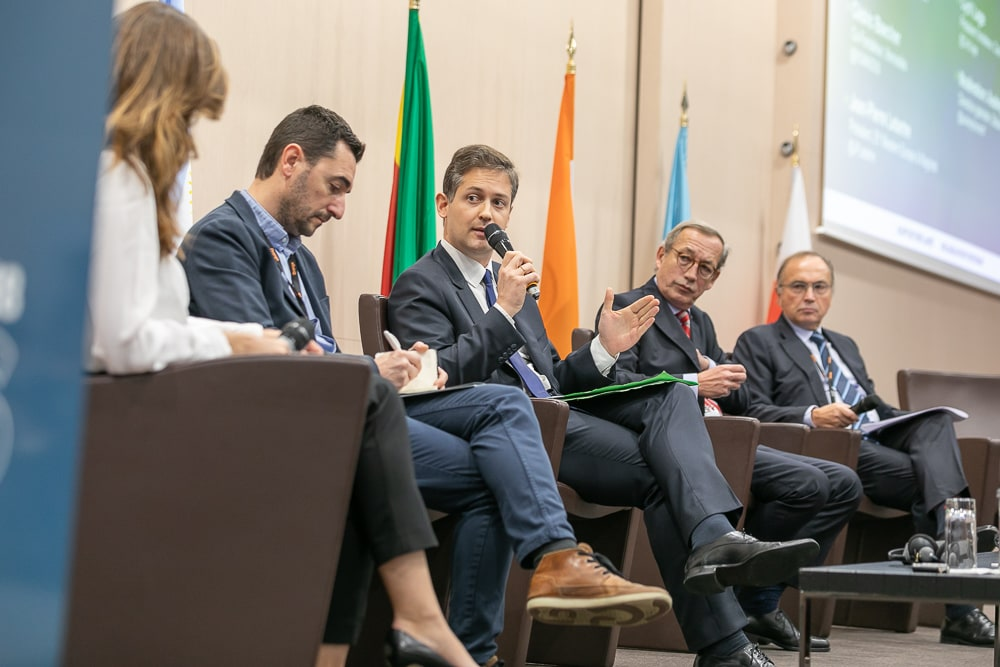 Exemple de photographie de conférence. 2018. ©Sébastien Borda | www.sebastienborda.com