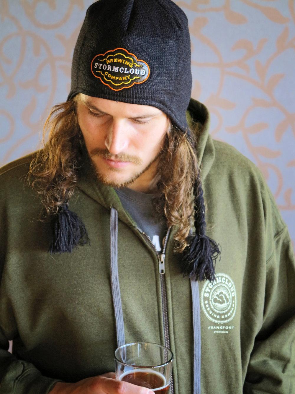 dabdefc5741 Knit Earflap Beanie — Stormcloud Brewing Company